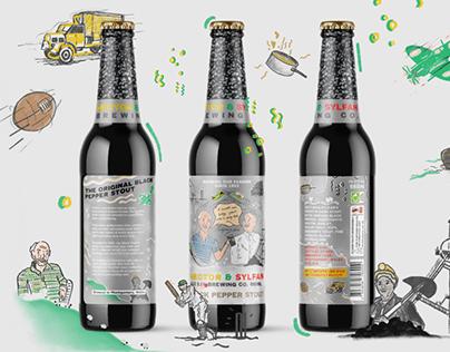 Hector & Sylfan Brewing Co.