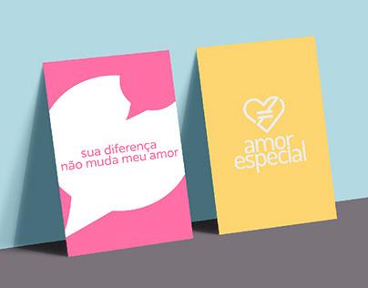 Amor Especial Branding