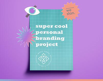 Personal Branding / Graphic Designer & Illustrator