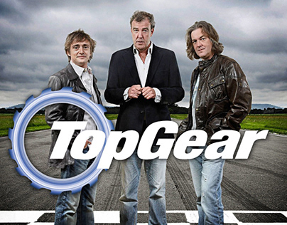 Redesign of the TopGear Russia website