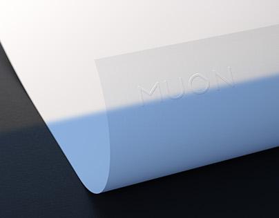 MUON Company | Logo and Branding