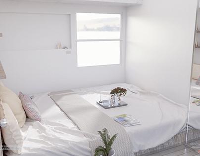 Condo Bed Chamber