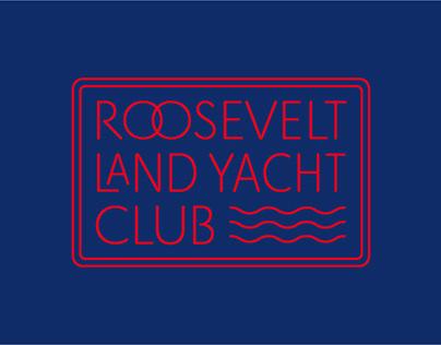 Roosevelt Land Yacht Club Brand