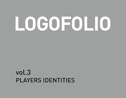 LOGOFOLIO - vol.3 PLAYERS IDENTITIES