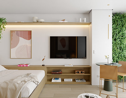 FL | Studio Apartment