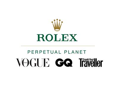 Rolex x Vogue x GQ x Conde Nast Traveller