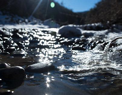 Invierno en la Patagonia