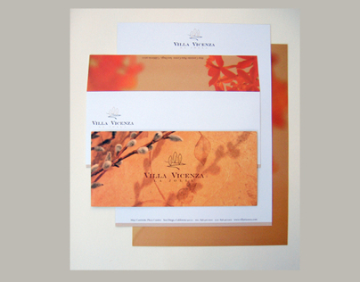 Stationary Systems + Print Collateral