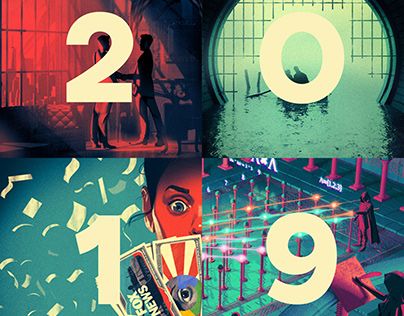 2019 Illustrations