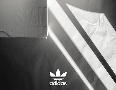 Adidas Stan Smith Shoe Box Design Concept