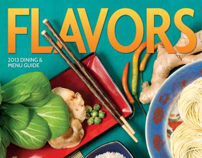2013 Flavors Cover