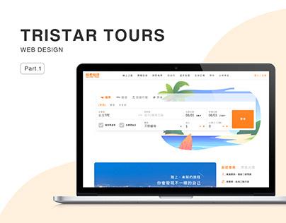 Travel Agency Web Design Part.1