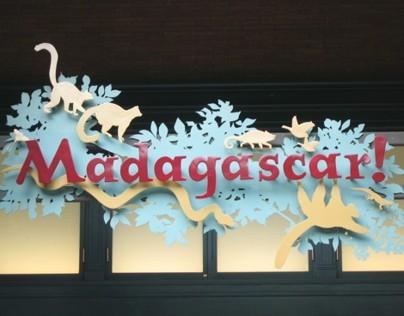 Bronx Zoo Madagascar! Exhibit