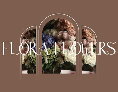Design of an online flower store