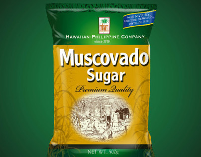 Packaging for Muscovado Sugar