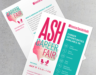Career Fair Materials