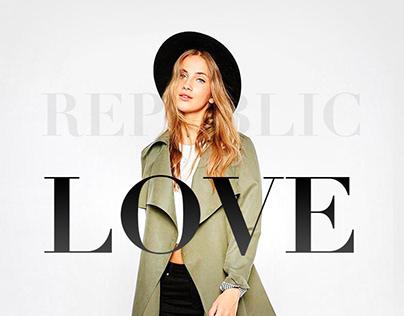 Love Republic E-commerce