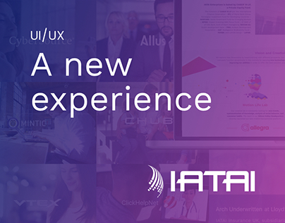 IATAI redesign website