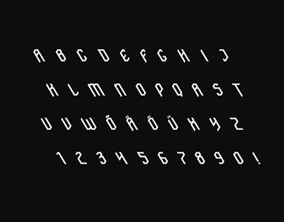 Typeface Meeline