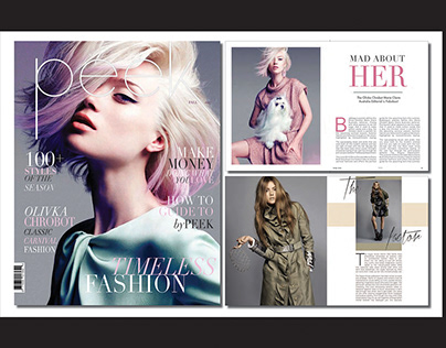 PEEK_Magazine_Publications