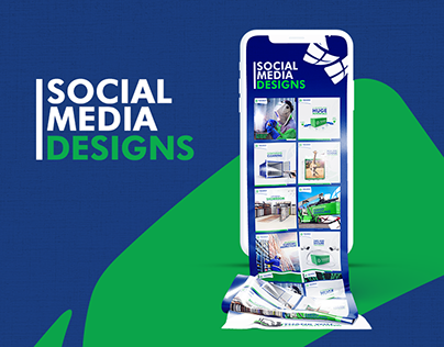 Teda Royal - Social media designs
