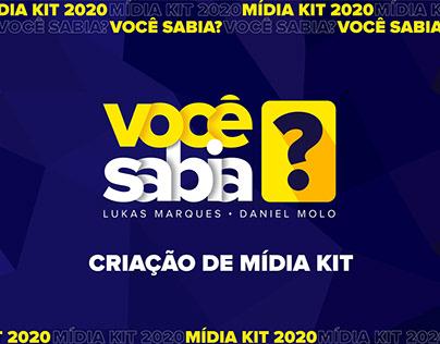 Canal Você Sabia? - Mídia Kit 2020