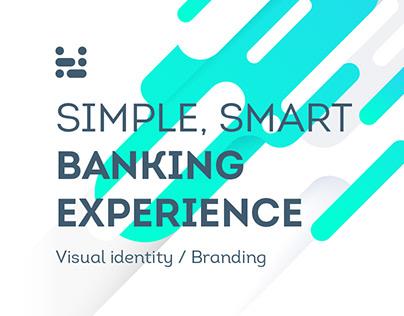 Branding - Digital Bank
