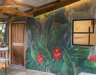 Kopi Kombi | Mural Project