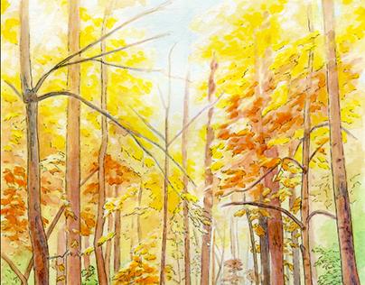 Landscape Painting Commission