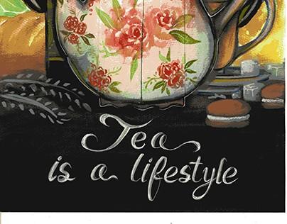 Tea as a Lifestyle (Visual Culture)