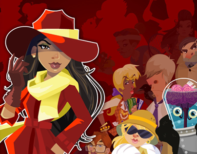 Where in the World is Carmen Sandiego (Facebook)