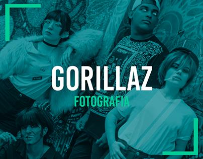 GORILLAZ (2019)
