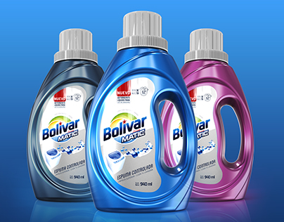 Bolivar Matic Packaging Design- Alicorp