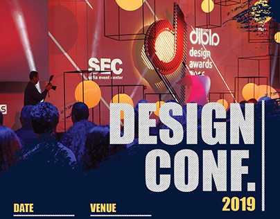 Flyer Design | DesignConf.