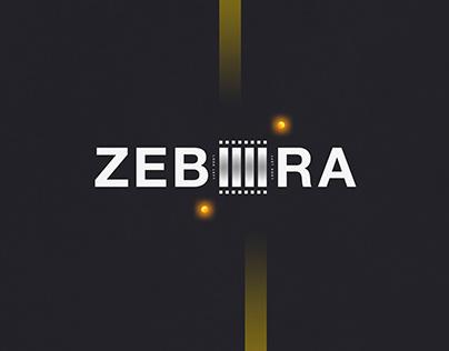 Zebra Crossing| TypographicalPoster