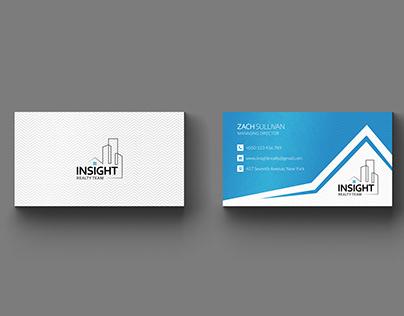 Business Card Design..