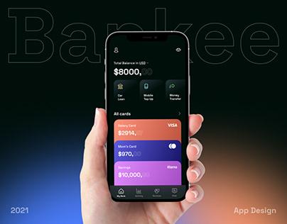Bankee — App Design