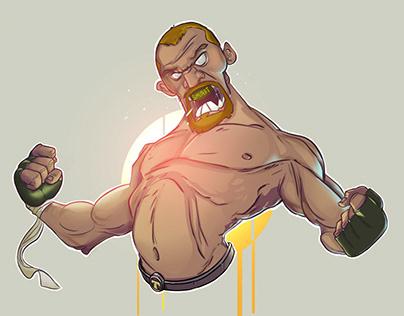 FIGHT SMART / MMA