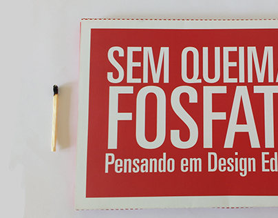 Design Editorial | Sem Queimar Fosfato