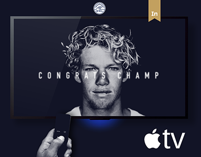 World Surf League Apple TV App