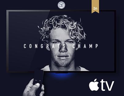 World Surf League Apple TV App