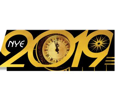 NYE 2019 Invite