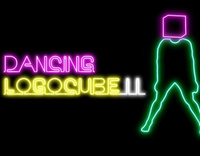 DANCING LOGOCUBE II (C4D & Arnold)