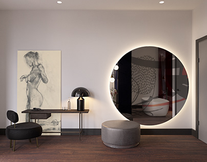 Morandi [ Hotel ] Rooms