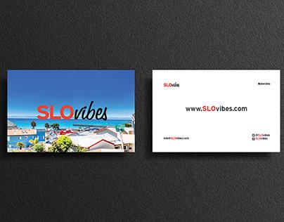 SLOvibes Branding and Development