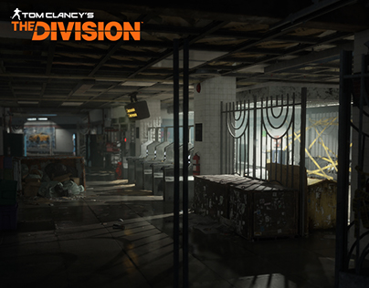 The Division lighting works - interiors