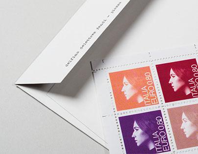 Postage Stamps Delfina Delettrez Fendi
