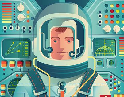 MacDonald's Space Activity