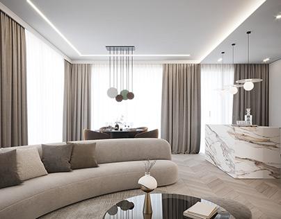 Elegant apartament | Browary Warszawskie | Warsaw