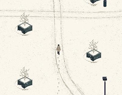Fargo Illustration